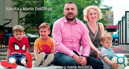 #izbori2020 - Obitelj Deklman 2