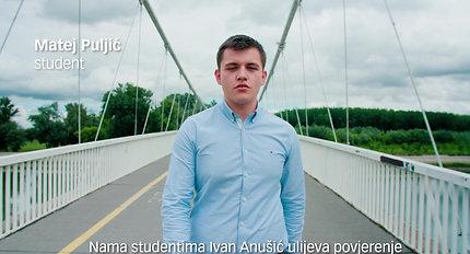 #izbori2020 - Matej Puljić