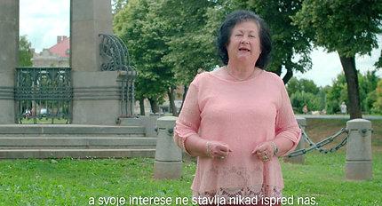 #izbori2020 - Marija Sužnjević