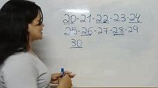 Matemática Revisão - INFANTIL V - 17/06