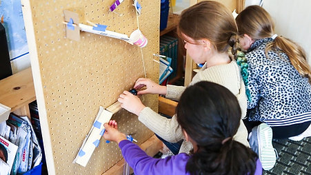 AVS Rube Goldberg Machines