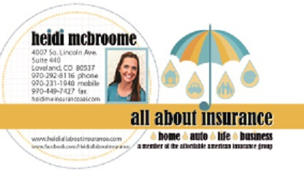 All About Insurance Videos - Heidi McBroome