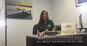 Bringing Coverage Back - All About Insurance