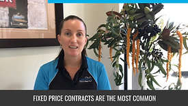 What is a Fixed Price Contract?