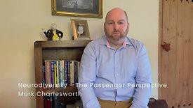 Neurodiversity - The Passenger Perspective February 2021