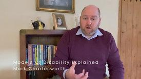 Models Of Disability February 2021