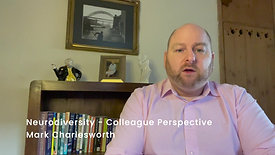 Neurodiversity The Colleague Perspective January 2021