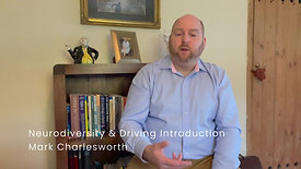 Neurodiversity And Driving - An Introduction February 2021