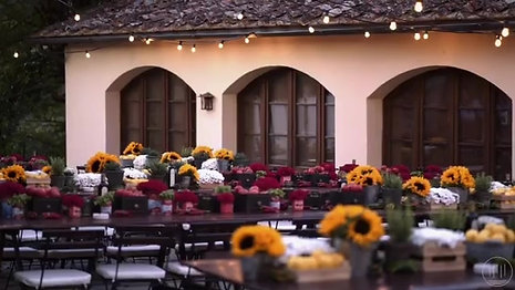 Il Borro - Tuscany - Welcome Dinner