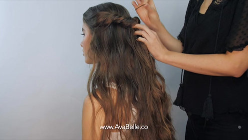 Twisted Braid Tutorial