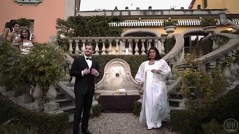 Il Borro - Tuscany - Wedding Day