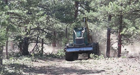Timberjack 460 Skidder