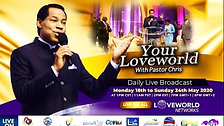 YourLoveWorld with Pastor Chris (Phase 6)  May 24, 2020