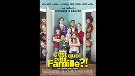 C'est quoi cette famille?