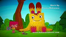"Animated cartoon | Мультфильм ""Майя знает"""
