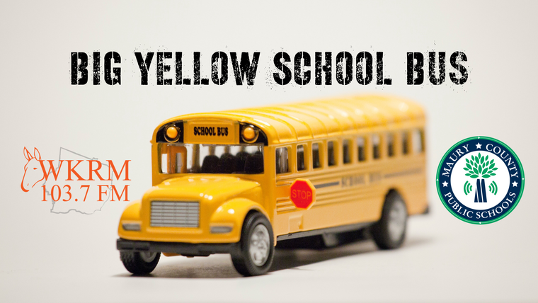 The Big Yellow School Bus