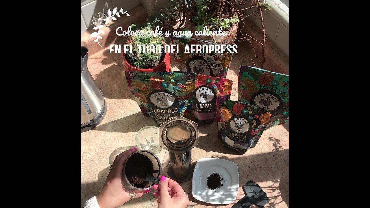 VIDEO AEROPRESS