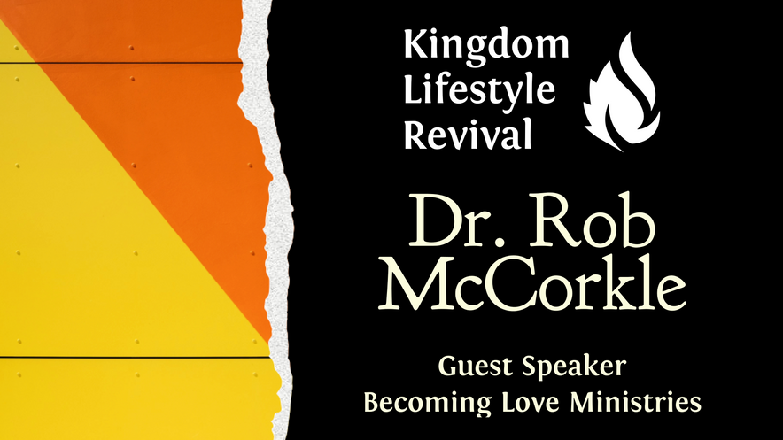 Service #1 - Kingdom Lifestyle Revival