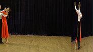 029 Баунс фоллэвэй с плетение-окончанием