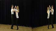 01b Basic Movement Reverse\Основное движение с левой ноги