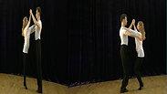 01a Basic Movement Natural\Основное движение с правой ноги