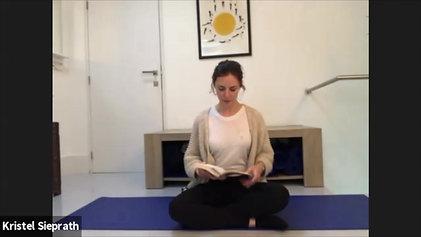 Breath & Meditation 25' @ Home - EN
