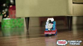 Mattel Commercial - Turbo Flip Thomas