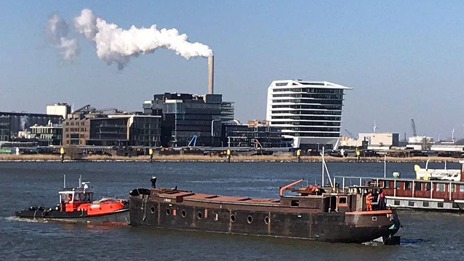 Houseboat Tante Piet