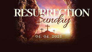 April 4, 2021- Christ is Risen