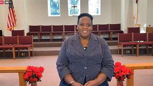 October 11, 2020 - Rev. Helena Pierce - Persistent Prayer
