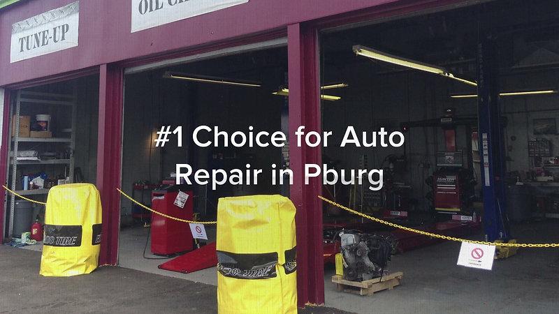 Pburg Auto Repair