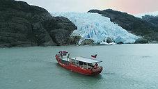 칼보 피오르드 빙하 위스키