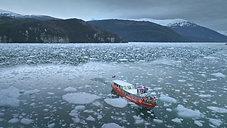 파타고니아 빙하 탐사 크루즈