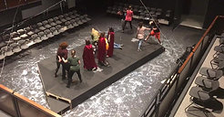 Macbeth Opening Fight