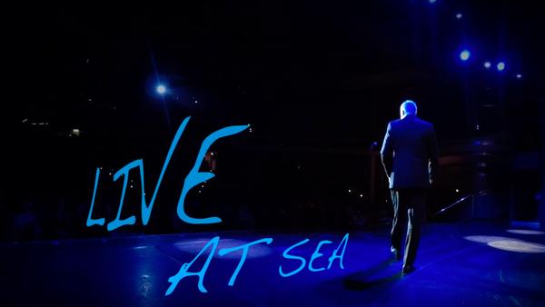 Darren Sanders Live At Sea