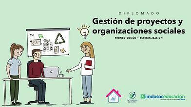 Proyectos y organizaciones sociales
