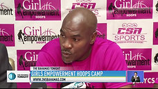 Girl Empowerment Press Conference