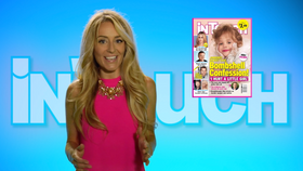 """InTouch """"On Newsstands Now"""" with Amanda Champagne"""