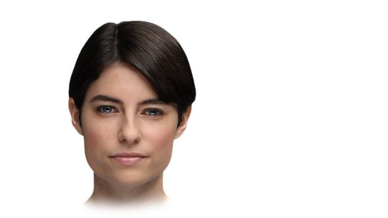 lenti progressive ottimizzate per il viso
