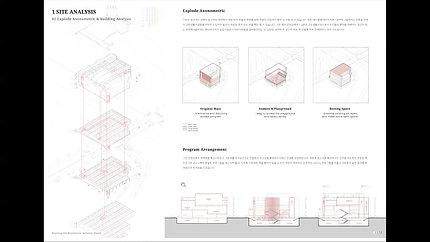 IDEA WORMHOLE : Blurring the boundaries between floors
