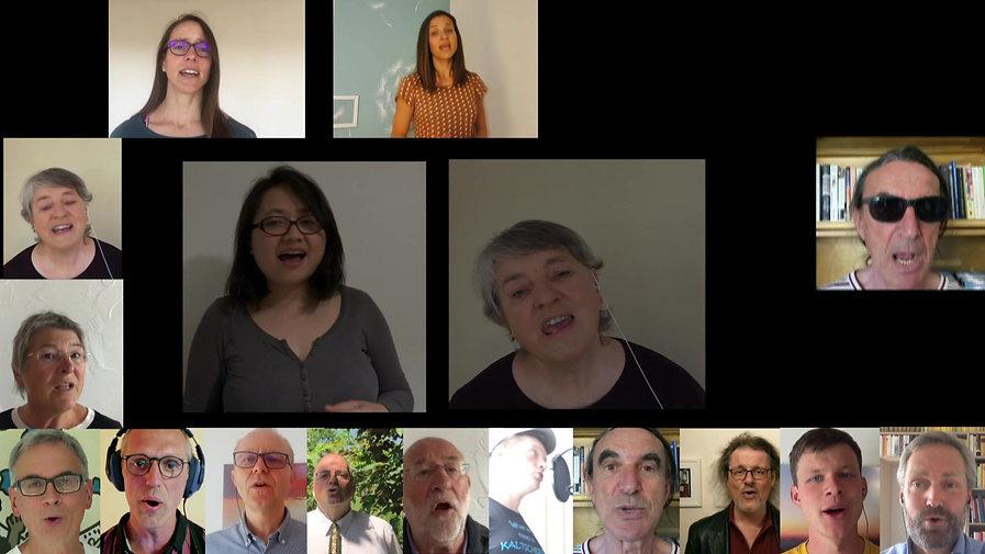 Sing it out - Voice Affair und Friends gegen Corona