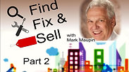 02 Find Fix and Sell