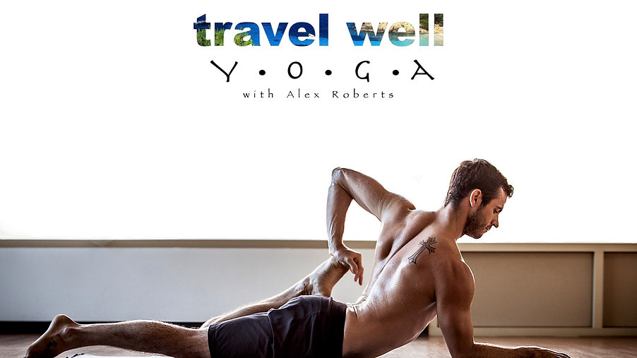 Travel Strong Yoga