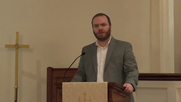 A Statement from Pastor Kaylen on the Events at the Capitol