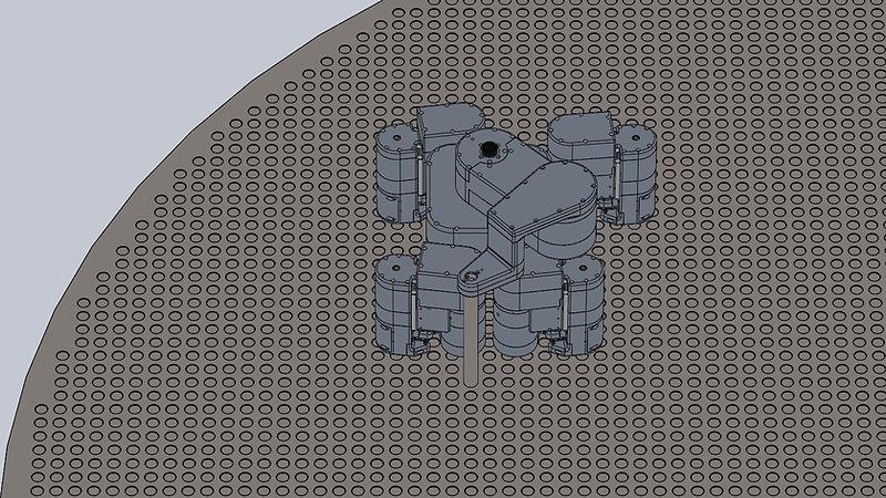 NextGen Robot - Simulator