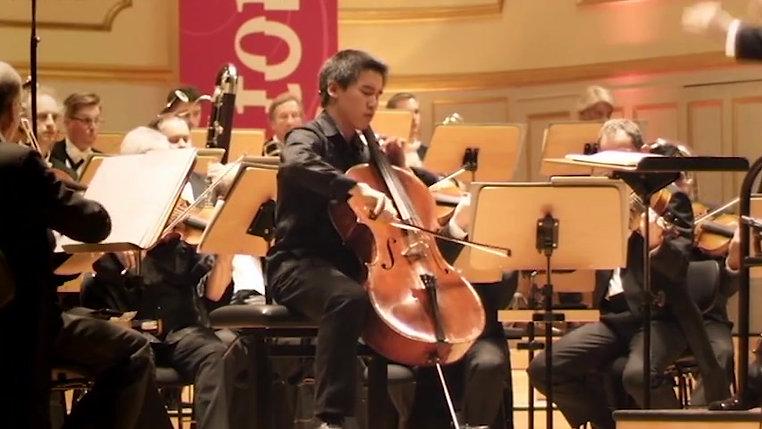 Shostakovich & Dvorak - Tonali Grand Prix 12