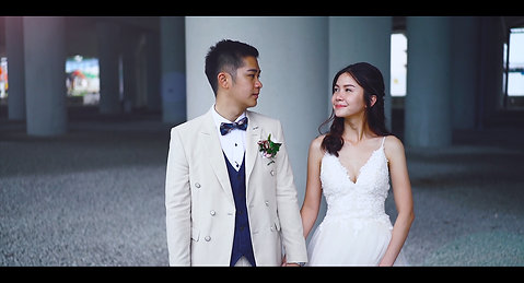 Gabriel+Sheryl SDE Wedding Highlight