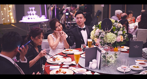 Jun Jie+Liping Wedding Highlights