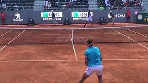 Nadal Court Level Rome 2019