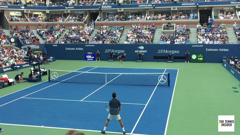 Djokovic's Return of Serve